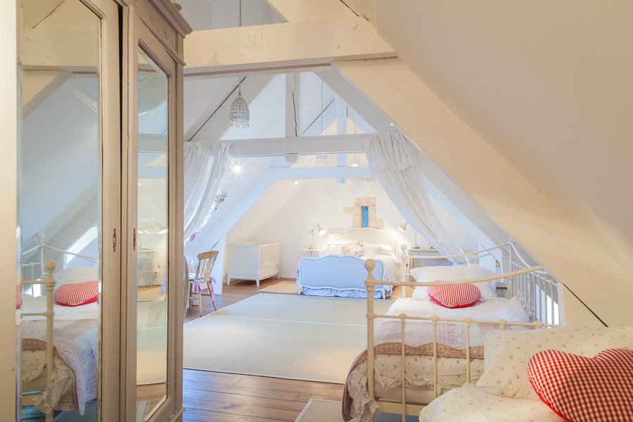 The Gite - Option 1 - Sleeps 15 - The French Farmhouse Normandy