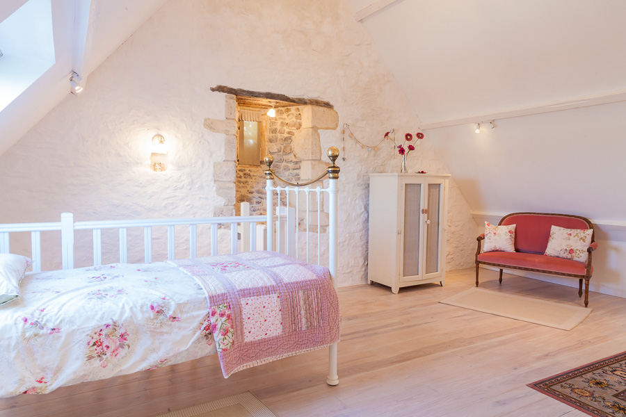 The Gite - Option 1 - The French Farmhouse Normandy - Luxury B&B and Gite for romantic getaways or family holidays - Calvados